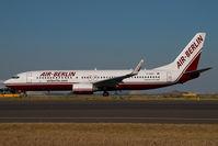D-ABAC @ VIE - Air Belrin Boeing 737-800 - by Yakfreak - VAP