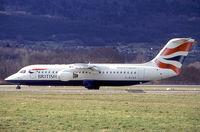 G-BZAX @ CMF - British Airways CityFlyer - by Fabien CAMPILLO