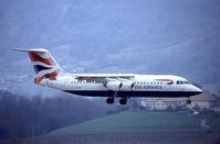 G-CFAB @ CMF - British Airways CityFlyer - by Fabien CAMPILLO