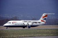 G-CFAD @ CMF - British Airways CityFlyer - by Fabien CAMPILLO