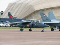 E10 @ EGVA - Alpha Jet E/French AF/RIAT Fairford - by Ian Woodcock