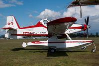 C-FLSI @ CYXX - Conair Air Tractor 802 - by Yakfreak - VAP