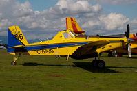 C-GSJB @ CYXX - Air Tractor 802