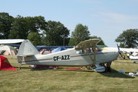 CF-AZZ @ KOSH - Stinson 108 - by Mark Pasqualino
