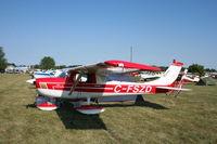 C-FSZD @ KOSH - Cessna 150 - by Mark Pasqualino