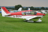 G-BOGI @ EGKH - Flightline at Lashenden/Headcorn - by Jeff Sexton