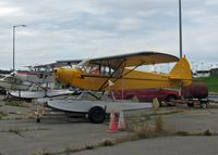 N1946L @ ANC - General Aviation Parking area at Anchorage International - by Timothy Aanerud