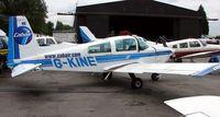 G-KINE @ EGTR - Grumman AA-5A
