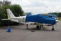 N216GC @ EGTR - Pa-28R-200