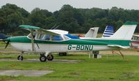 G-BDNU @ EGTR - Cessna F172M