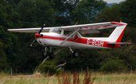 G-BCUH @ EGTR - Cessna F150M