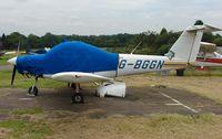 G-BGGN @ EGTR - Pa-38-112