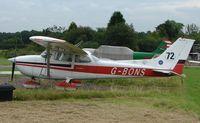 G-BONS @ EGTR - Cessna 172N