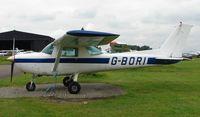 G-BORI @ EGTR - Cessna 152
