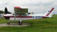 G-GZDO @ EGTR - Cessna 172N