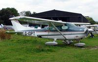 G-IOPT @ EGTR - Cessna 182P
