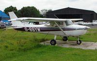 G-BSYW @ EGTR - Cessna 150M