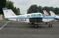 G-GALA @ EGTR - Piper Pa28-180