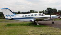 N41098 @ EGTR - Cessna 421B
