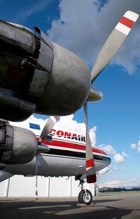 C-GHLY @ CYXX - Conair DC6