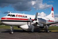 C-FKFA @ CYXX - Conair Convair 580