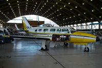 C-GNLM @ CYVR - Wilderness Air Piper 31 - by Yakfreak - VAP
