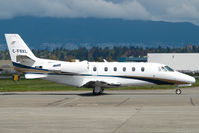 C-FBXL @ CYVR - Cessna 560XL Citation Excel - by Yakfreak - VAP