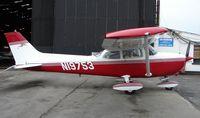 N19753 @ EGTR - Cessna 172L