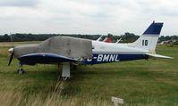 G-BMNL @ EGTR - Pa-28R-200