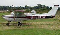 G-BOFW @ EGTR - Cessna A150M