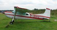 G-BOIA @ EGTR - Cessna 180K