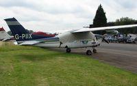 G-PIIX @ EGTR - Cessna P210N