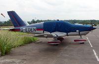 G-EDEN @ EGTR - Socata TB10