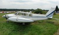 N320MR @ EGTR - This aircraft is at Elstree UK and no longer wears its N320MR marks