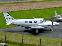 D-IFHZ @ EGBO - Piper PA31T1-500 Cheyenne 1A - by Robert Beaver