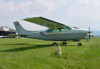 D-EADR @ EDTF - Cessna 210L Centurion - by J. Thoma