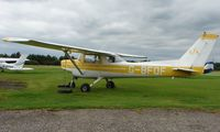 G-BFOF @ EGBD - Cessna F152