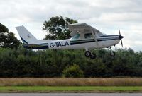 G-TALA @ EGBM - Cessna 152 - by Terry Fletcher