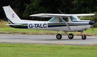 G-TALC @ EGBM - Cessna 152 - by Terry Fletcher