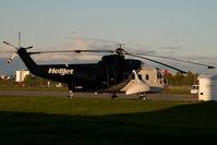 C-GBSF @ CYVR - Helijet Sikorsky S61 - by Yakfreak - VAP