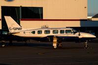 C-GPMP @ CYVR - Orca Air Piper 31