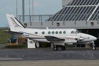 C-GJSU @ CYVR - Beech 100 King Air