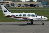 C-FWNG @ CYVR - KD Air Piper 31 - by Yakfreak - VAP