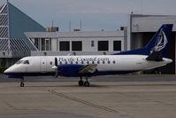 C-GPCJ @ CYVR - Pacific Coastal Saab 340