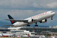 C-GLCA @ CYVR - Air Canada Boeing 767-300