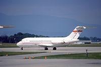 HB-IFA @ GVA - DC-9-15 45731-34 - by Fabien CAMPILLO