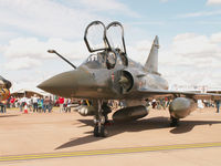 605 @ EGVA - Mirage 2000D/French AF/RIAT Fairford - by Ian Woodcock