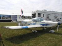N357DY @ KOSH - EAA AirVenture 2007. - by Mitch Sando