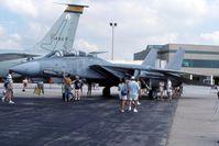 160924 @ RFD - F-14A at the Rockford Airshow - by Glenn E. Chatfield