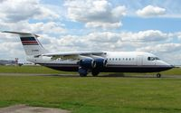 G-OFMC @ EGMC - Operated by Flightline for Ford Motor Company